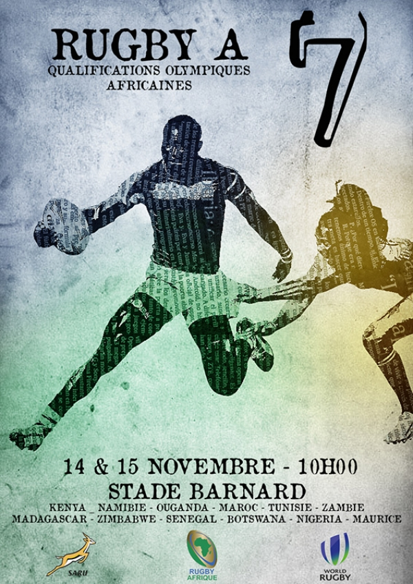 Rugby tournament to 7 Qualifier to Ol Games