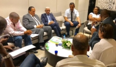 Meeting of the Higher Coordination Committee of the African Games Morocco 2019