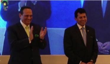 AASC honors Mr. Hosni Ghandar, President of the Federation of Companies