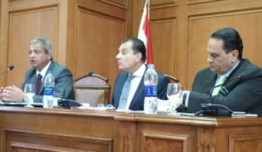 Le gouvernement et le Parlement égyptiens soutiennent et coopèrent avec l'UCSA pour un meilleur sport en Afrique